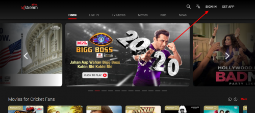 Airtel Xstream for PC Without Bluestacks Emulator