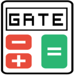 Gate Virtual Calculator for PC